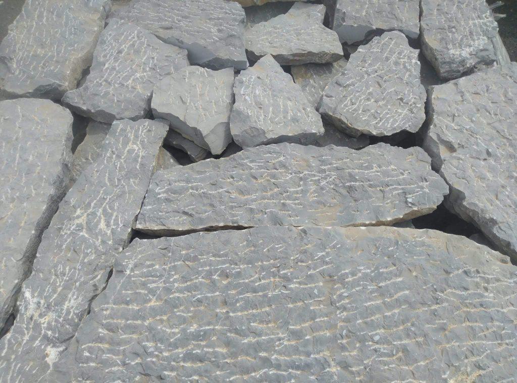 PUNCHONADA GRIS-AZUL